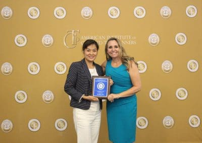 Elaine received her CTC designee from American Institute of Certified Tax Coaches - October 2019